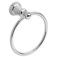 TR Series Polished Chrome Towel Ring