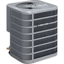 Condensing Unit, 2.0T R-410A 14 SEER 208/230-1 Louver Panel
