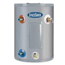 SS12SEB15 10 Gallons (12 US Gallons) 120V 1500W John Wood SPACESAVER Electric Water Heater Residential Bottom Entry Single Element